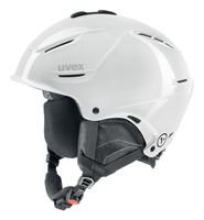 P1US - bílá lyžařská helma lyžařská helma