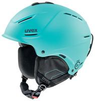 P1US - modrá lyžařská helma lyžařská helma