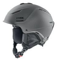 P1US - šedá lyžařská helma lyžařská helma