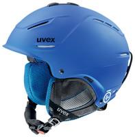 P1US PRO - modrá lyžařská helma modrá lyžařská helma