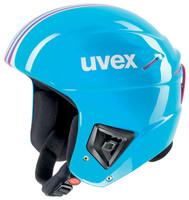RACE + - modrá lyžařská helma modrá lyžařská helma