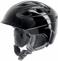 FUNRIDE 2 - černá lyžařská helma černá lyžařská helma
