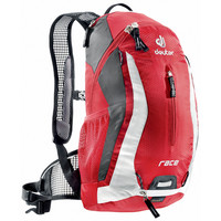 Race - cyklistický batoh červený cyklistický batoh červený