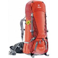 Aircontact 40 + 10 SL - dámský turistický batoh oranžový dámský turistický batoh oranžový