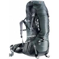 Aircontact PRO 60 + 15 - turistický batoh šedý turistický batoh šedý