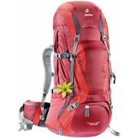 Futura Vario 45 + 10 SL - dámský turistický batoh červený dámský turistický batoh červený