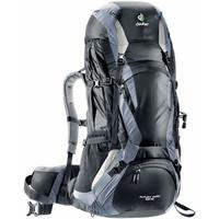 Futura Vario 50 + 10 - turistický batoh černý turistický batoh černý
