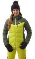 NBWJL4521 ZAL SPECTRUM - dámská péřová bunda dámská péřová bunda