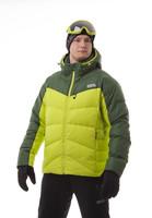 NBWJM4509 ZAL BURNT - pánská péřová bunda pánská péřová bunda