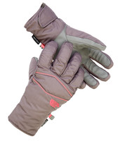 Guardian - dámské zimní rukavice šedé dámské zimní rukavice šedé