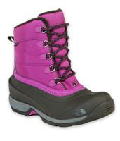 Chilkat III - dámská zimní obuv růžová dámská zimní obuv růžová