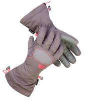 Revelstoke - dámské zimní rukavice šedé dámské zimní rukavice šedé