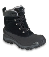 Chilkat II - pánské zimní boty černé pánské zimní boty černé