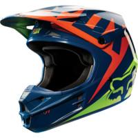 11042 046 V1 Race - pánská MX helma pánská MX helma
