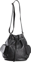 13706 001 Rock Out - kabelka černá kabelka černá