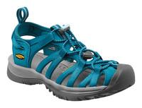 Whisper W, corydalis blue - dámské sandály dámské sandály