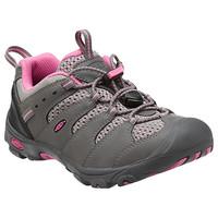Koven Low JR - juniorská outdoor obuv šedé / růžové juniorská outdoor obuv šedé / růžové