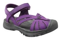 Rose Sandal K - dívčí sandále fialové dívčí sandále fialové
