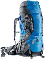 Aircontact PRO 60 + 15 - turistický batoh modrý turistický batoh modrý