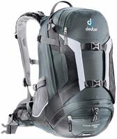Trans Alpine 25 Granite/black 25l - cyklistický batoh cyklistický batoh