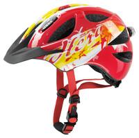 HERO hero red - dětská helma červená dětská helma červená