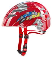 KID 1 cars red - dětská helma červená dětská helma červená