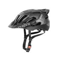 QUATRO PRO black mat - xc helma černá xc helma černá