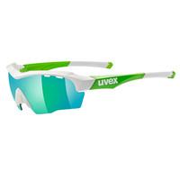 SPORTSTYLE 104 white green/green - sportovní brýle bílé sportovní brýle bílé