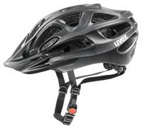 SUPERSONIC black mat - xc helma černá xc helma černá
