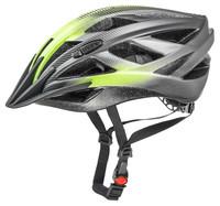 XENOVA CC dark silver green mat - xc helma černá xc helma černá