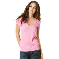 12512 314 Disarmed - tričko růžové tričko růžové