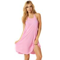 12348 197 Vapors - šaty růžové šaty růžové