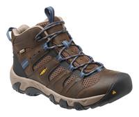 Koven Mid WP M, brown/blue - pánská outdoorová obuv pánská outdoorová obuv