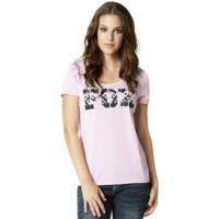 12870 392 Free Fallin - tričko růžové tričko růžové