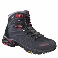 Mercury Advanced High II GTX - pánská outdoorová obuv černá pánská outdoorová obuv černá