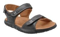 Hilo Slide M, raven - pánské kožené pantofle pánské kožené pantofle