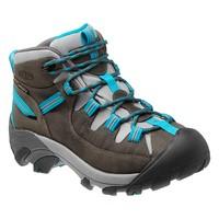 Targhee II Mid WP W, gargoyle/sea - dámská outdoorová obuv dámská outdoorová obuv