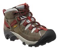 Targhee II Mid WP W, raven - dámská outdoorová obuv dámská outdoorová obuv