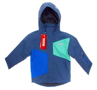 NBWJK5427L ZEM - dětská zimní bunda dětská zimní bunda