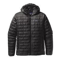 84221 Nano Puff, black - pánská bunda pánská bunda