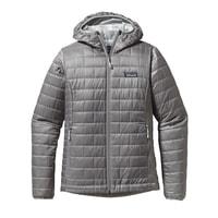 84226 Nano Puff, grey - dámská bunda dámská bunda