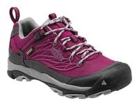 SALTZMAN WP beet red/gray - dámské boty trekové dámské boty trekové