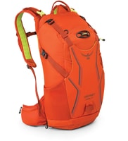 Zealot 15 atomic orange - cyklistický batoh cyklistický batoh