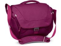 Flap Jill Courier Dark Magenta - taška přes rameno taška přes rameno