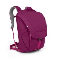 Flap Jill Pack dark magenta 19L - taška přes rameno taška přes rameno
