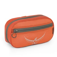 Ultralight Wash Bag Zip poppy orange - toaletní taštička