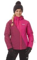 NBWJL5310 ASPIRE tmavá fialová - Dámská lyžařská bunda Dámská lyžařská bunda