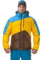 NBWJM5311 ZLU ELAN - Pánská zimní bunda Pánská zimní bunda