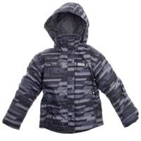NBWJK3211S GRA - Zimní bunda dětská Zimní bunda dětská