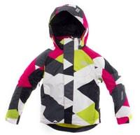 NBWJK4674S RUZ - Dětská zimní bunda Dětská zimní bunda